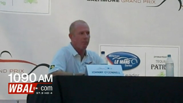 [VIDEO] Corvette Racing's O'Connell Speaks in Baltimore as ALMS Ambassador
