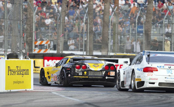 Corvette Racing at Baltimore Grand Prix: The Science of Street Racing