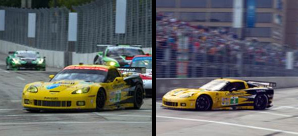 Corvettes Qualify Second and Fourth for Inaugural Baltimore Grand Prix
