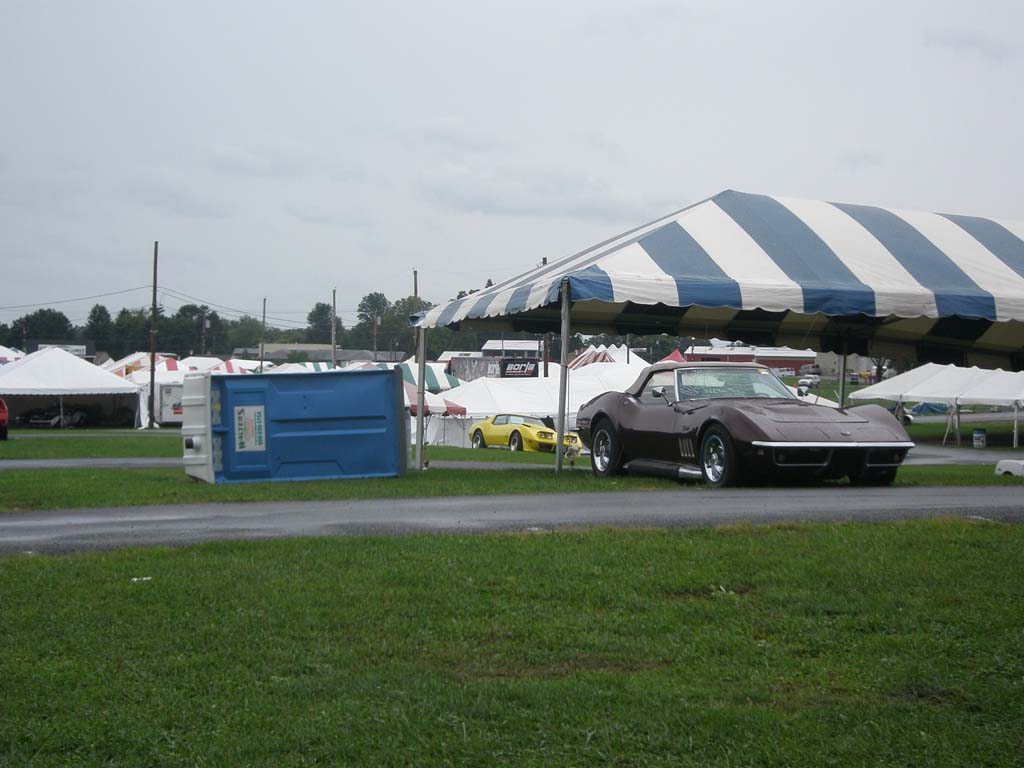 Corvettes at Carlisle: Keith's Choice Award