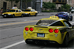 Corvette Z06 Taxicab