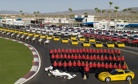 The Bondurant School of High Performance Driving