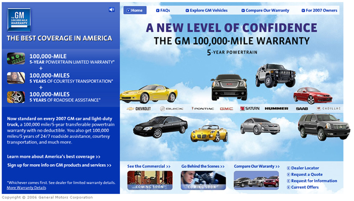 Gm Powertrain Warranty >> Gm Extends Corvette S Warranty Coverage Corvette Sales News