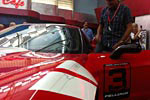 Unveiling the 2012 Ron Fellows SEMA/Spring Mountain Corvette Z06