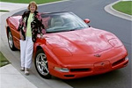 Corvette Hall of Famer Betty Skelton Passes at Age 85