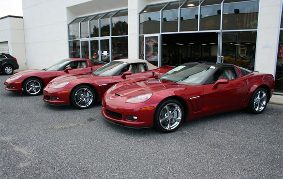 New Corvette Incentives and an Update on Crystal Red/Cyber Gray Production