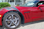 Paint Your Corvette Grand Sport Emblems