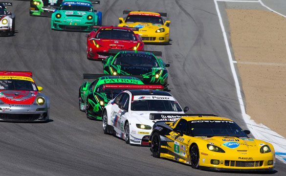 [SPOILER] Corvette Racing in ALMS Laguna Seca