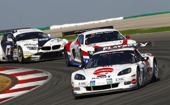 Callaway Competition clinch 2010 FIA GT3 Drivers Title in Portimão