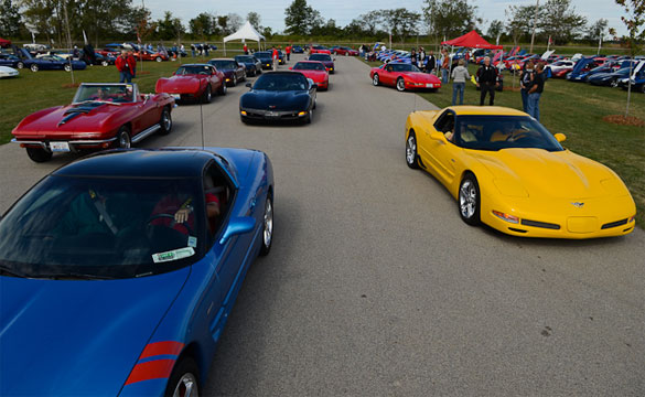 Mid America Motorworks Wraps Up Another Successful Corvette Funfes