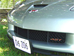 Z06 Corvette with 427 Badge