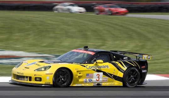 Corvette Racing Q&A at Petit Le Mans
