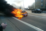 Horrific Fire Destroys an Early C3 Corvette