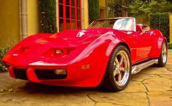 Barrett-Jackson Las Vegas: Corvette Auction Schedule