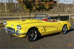 Barrett-Jackson 2011: Corvette Auction Preview