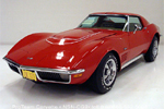 The 1970 Corvette ZR1