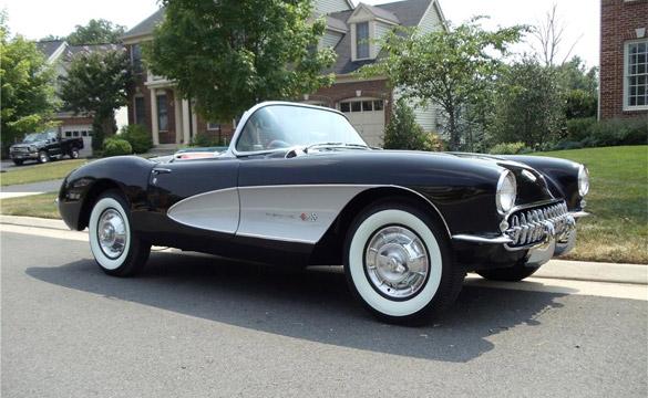 2010 Barrett-Jackson Las Vegas Corvette Auction Schedule