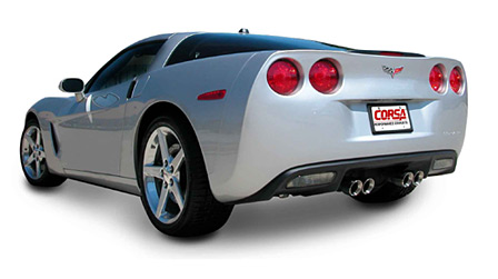 C6 Corvette Performance Mods