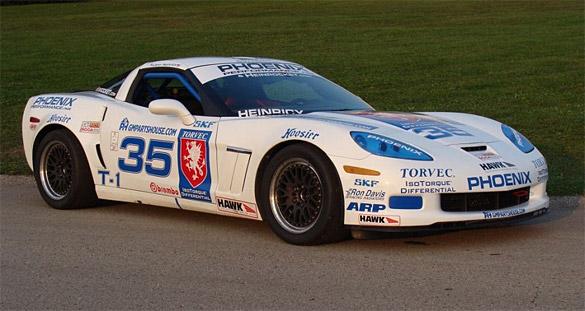John Heinricy's SCCA T1 Grand Sport Corvette