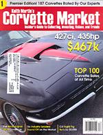 Keith Martin's Corvette Market Magazine