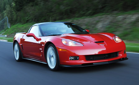 2009 corvette zr1 goes on sale in the uk corvette sales news lifestyle. Black Bedroom Furniture Sets. Home Design Ideas