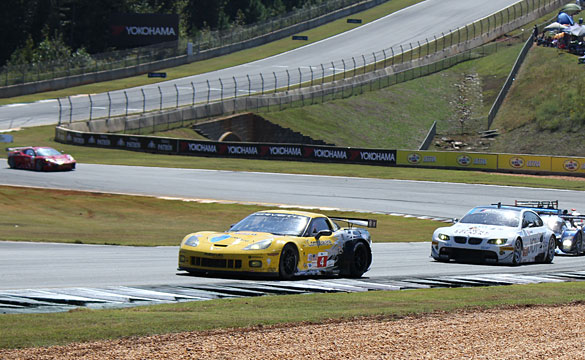 Corvette Racing at Petit Le Mans: The Long and Winding Road Atlanta