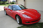 The 2006 Chevrolet Corvette
