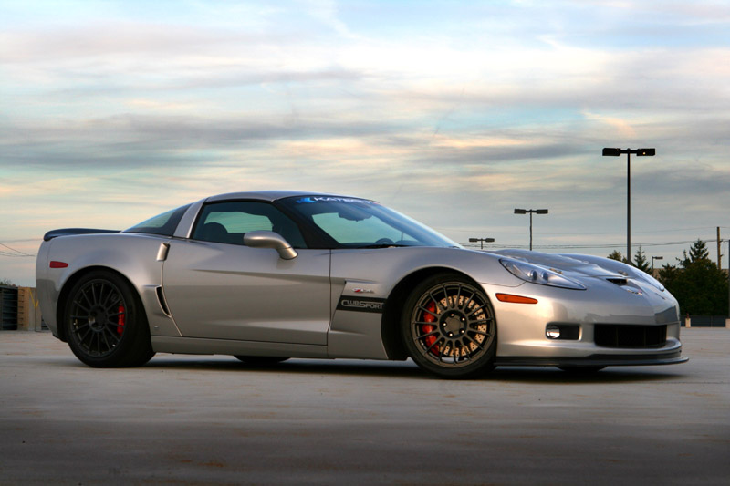 Pics More On The Katech Corvette Z06 Clubsport Package