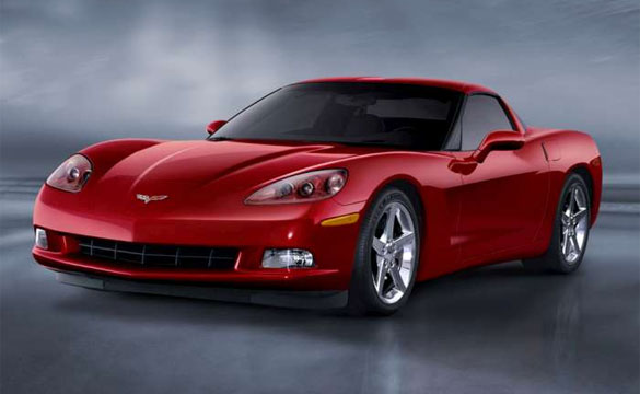 Corvette Wins 2011 Motorist Choice Award