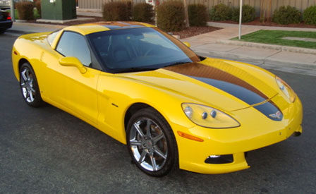 2008 Corvette ZHZ For Sale
