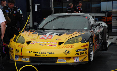 LG Motorsports/Riley Technologies GT2 #28 Corvette