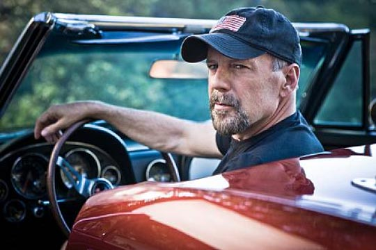 Bruce Willis' 1967 Corvette Convertible to be offered at Ba