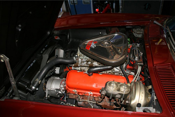 Bruce Willis 1967 Corvette Will Be Offered At Barrett
