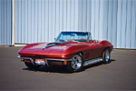 Bruce Willis' 1967 Corvette Convertible