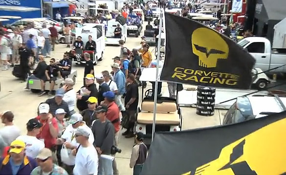 [VIDEO] Corvette Racing Series Episode 11: The Fans