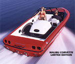 Malibu Boats Corvette Edition