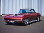 1967 Corvette Owned by Bruce Willis
