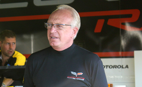 [VIDEO] Interview with Corvette Racing's Doug Fehan at the 2012 Petit Le Mans