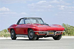 Corvette Auction Preview: Mecum Dallas