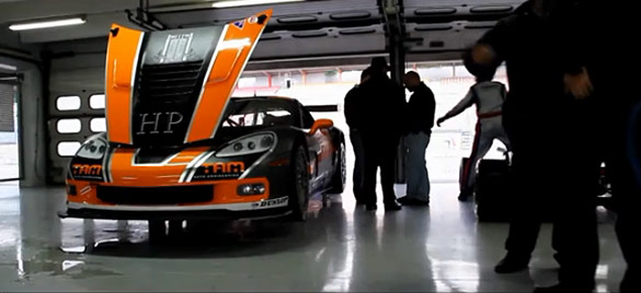[VIDEO] TAM GT3 Corvette Callaway Z06.R Promo