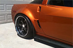 Corvette ZR1 Body Kits for C6 Coupes