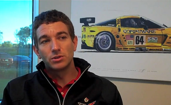 Oliver Gavin's Corvette Racing Season Recap