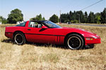How to Sell a 1984 Corvette