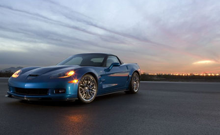 Is the Sun Setting on the Corvette ZR1?