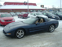 2001 Corvette Coupe For Sale