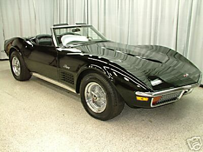 Corvette Stingray Auction on Click Here To View The Ebay Auction Technorati Tags Corvette