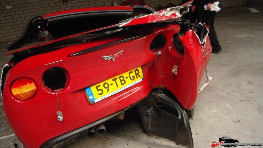 What Kind Damage After Car Crash Hit By  Mph