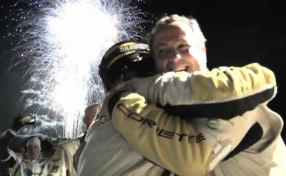 [VIDEO] Corvette Racing Series Episode 12: The Perfect Ending