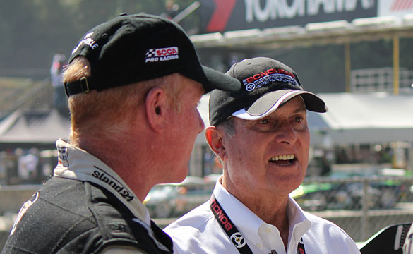 [VIDEO] A Conversation with Bob Bondurant