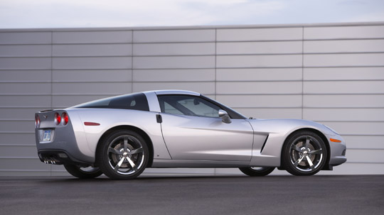 A Corvette is the Only Car to be Returned Under GM's 60-Day Return Policy